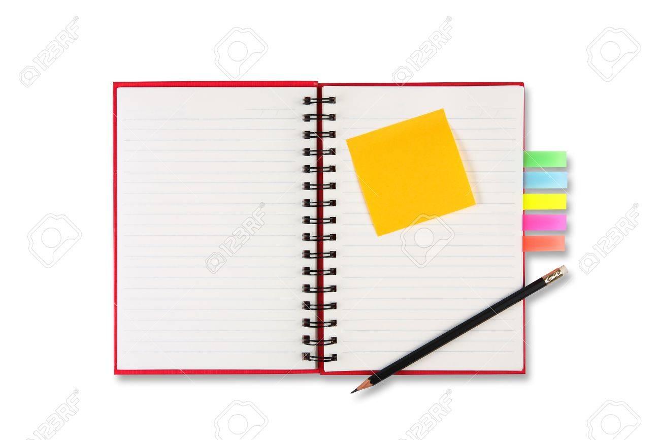 Resultado de imagen de fotografias de bloc de notas