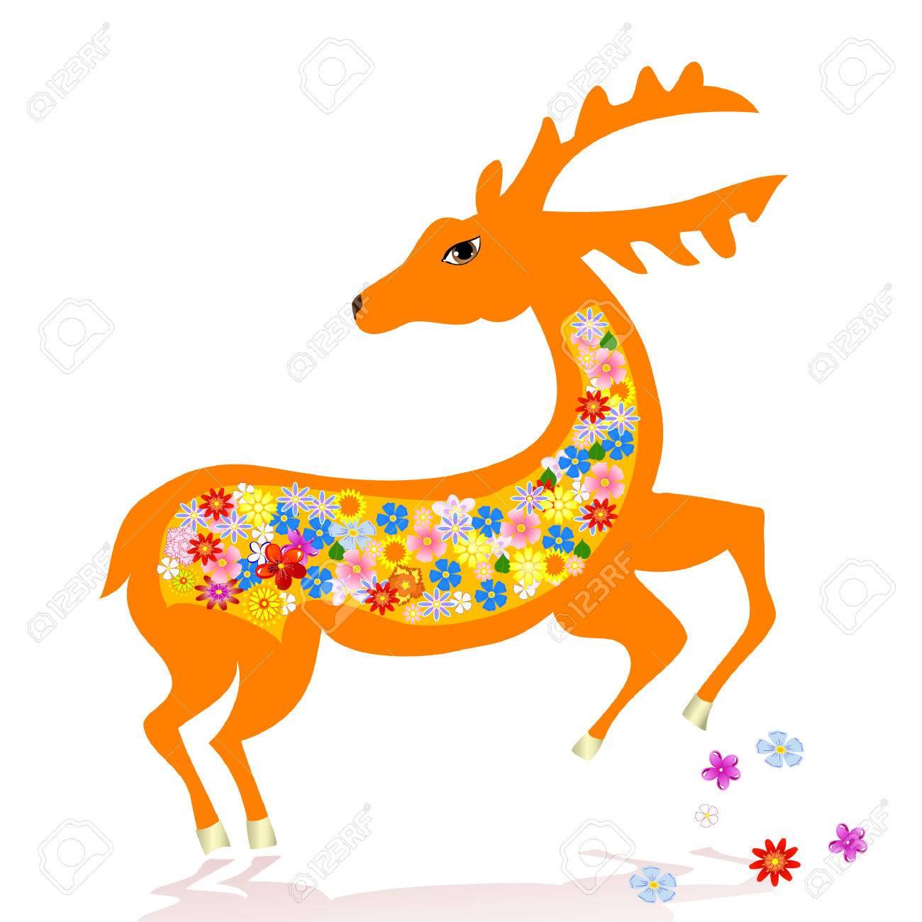 deer Stock Vector - 6320469