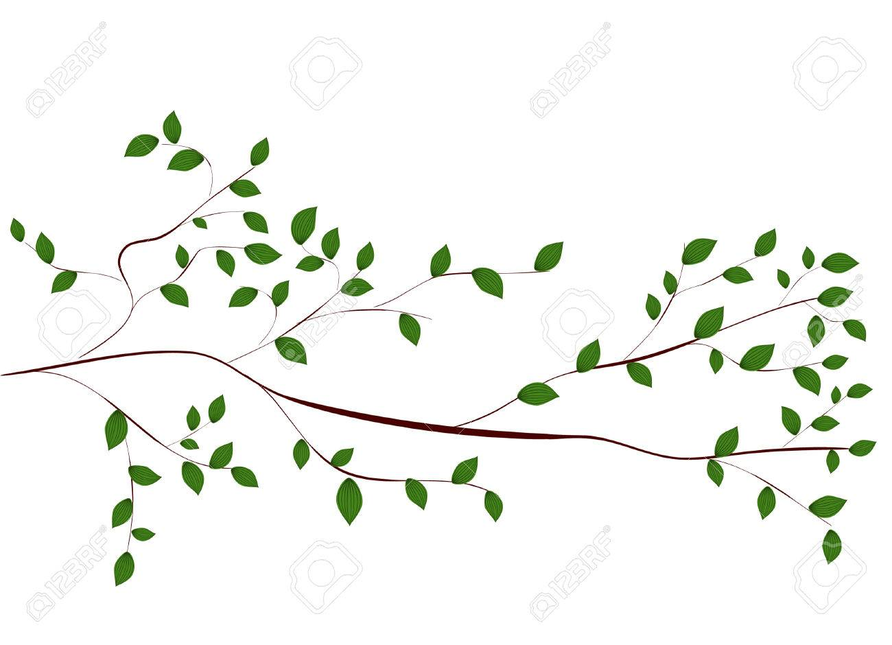 tree branch Stock Vector - 7097963