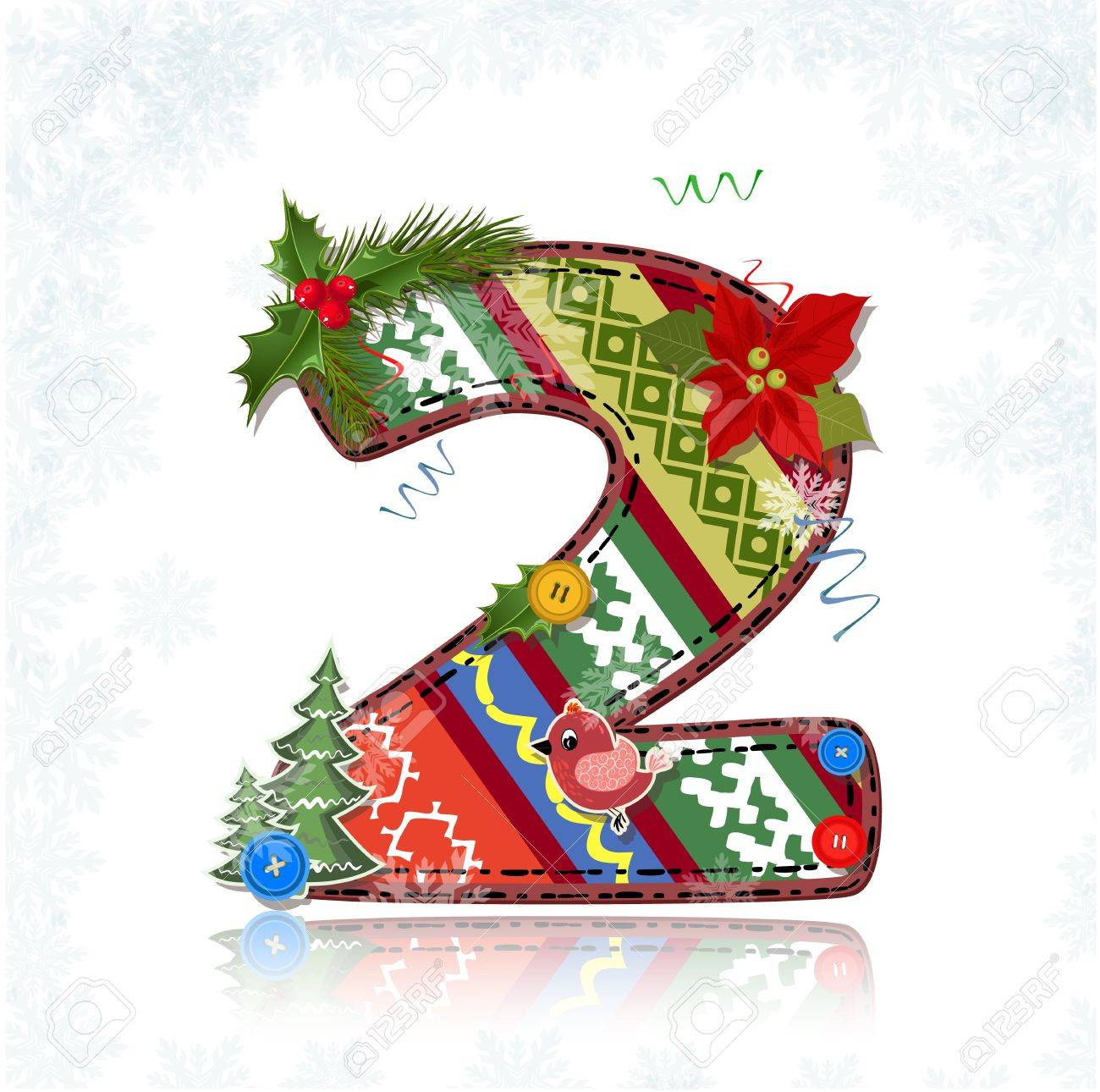 Christmas Alphabet Stock Photos By Rusmediabank At 123 Royalty ...