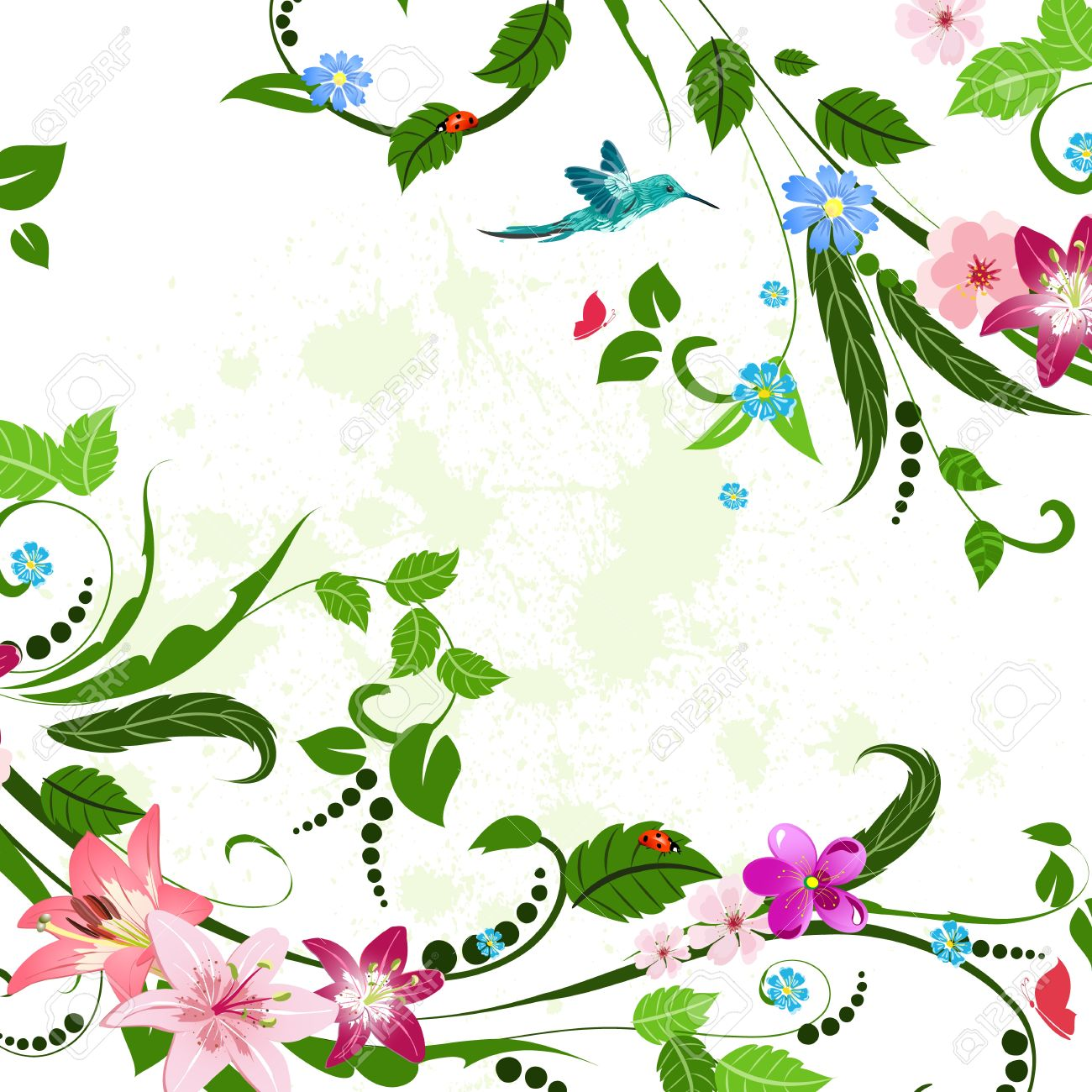 flower border stock photos. royalty free flower border images and