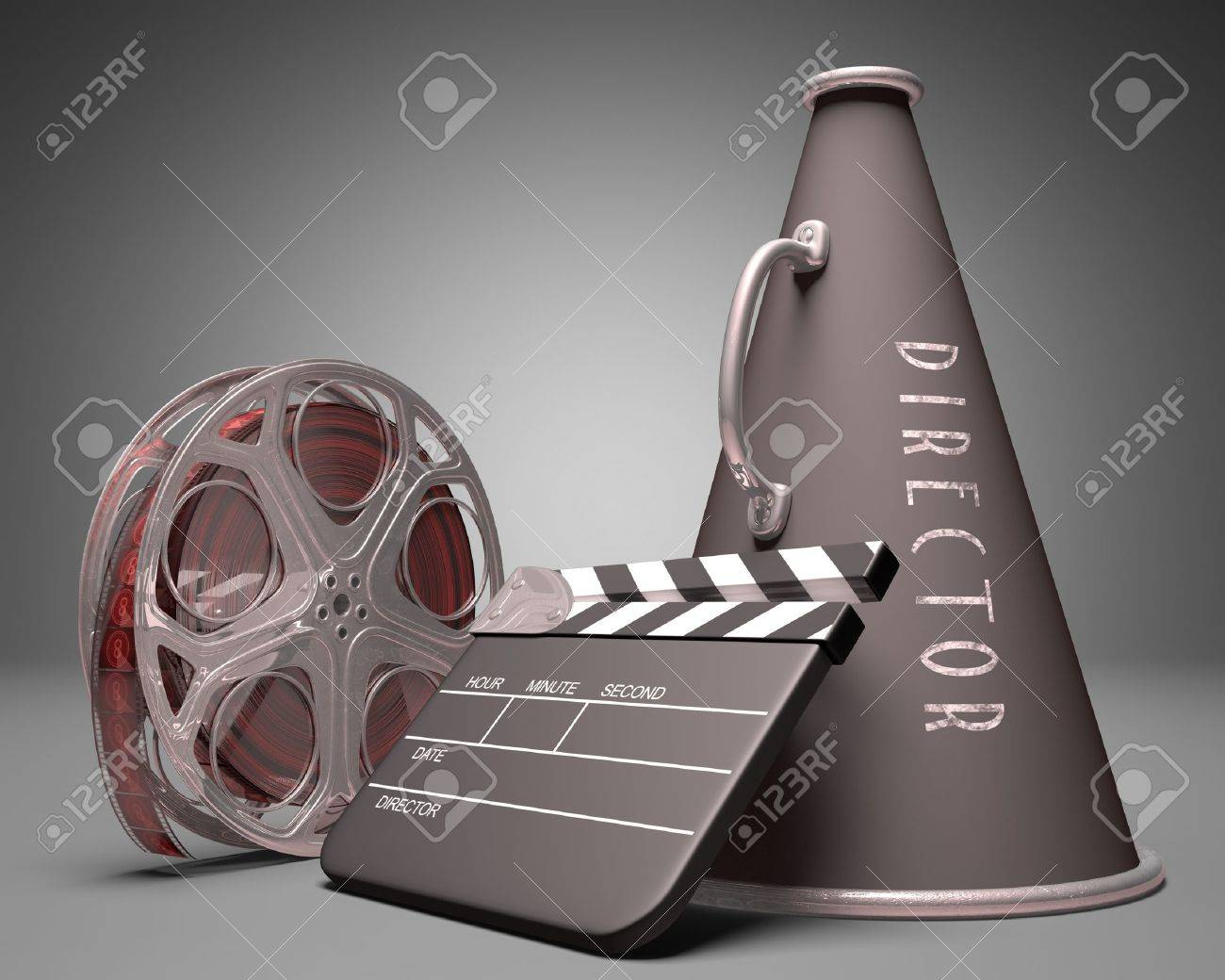 Important objects in the use of film industry and entertainment - 16005222