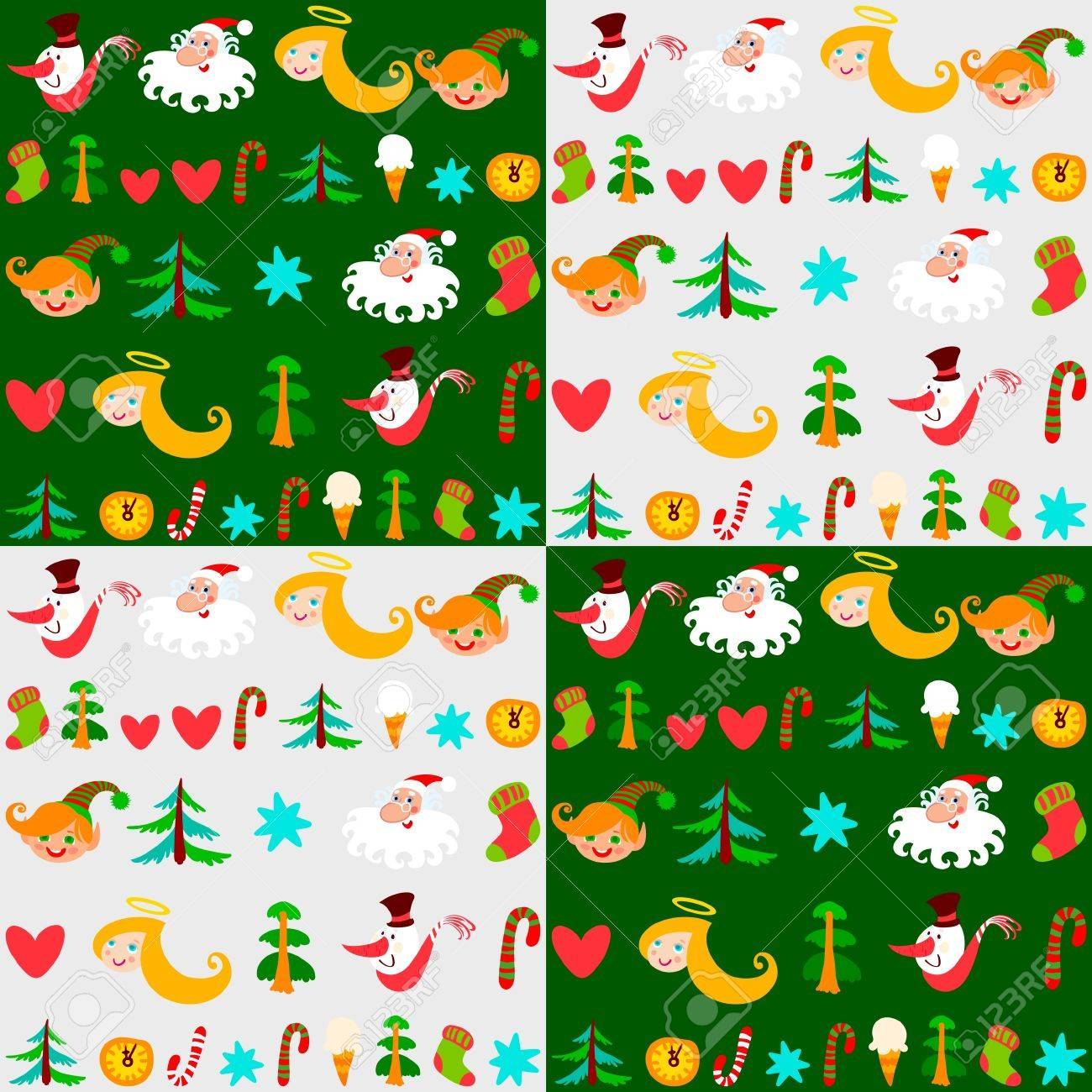 Christmas background, New Year's wallpapers(76).jpg Stock Vector - 11112075