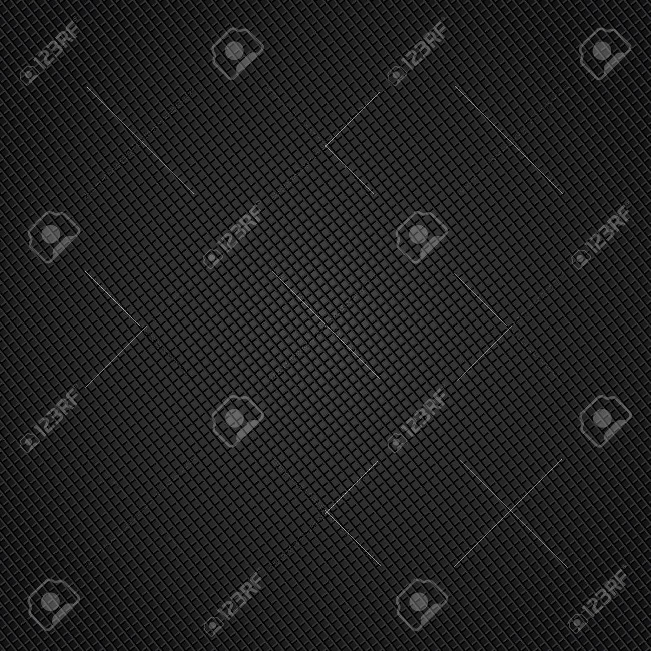 Metal background with texture, carbon fiber Stock Vector - 12178537