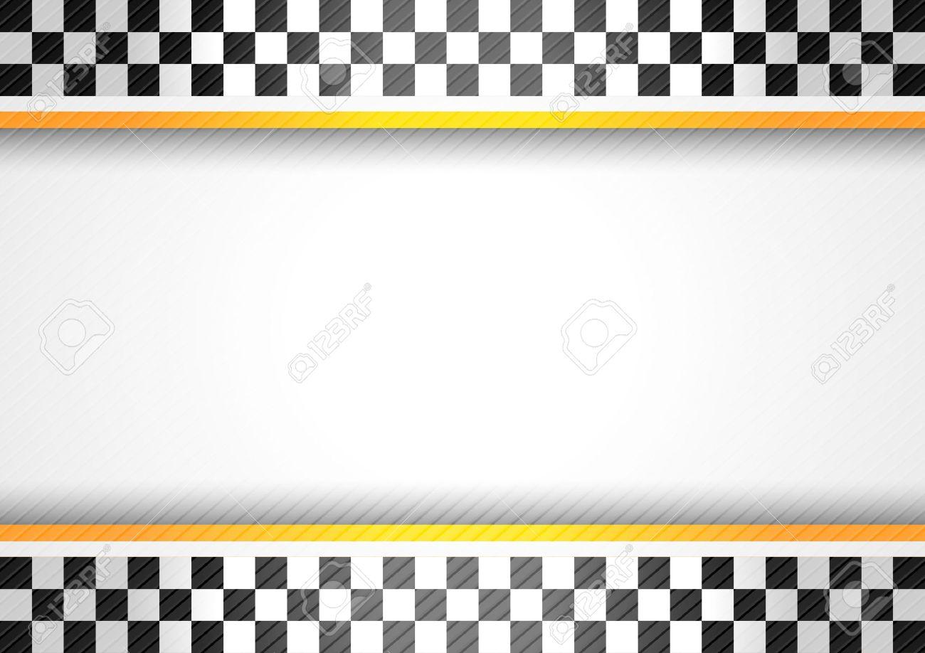 Racing Background Stock Vector - 12811968