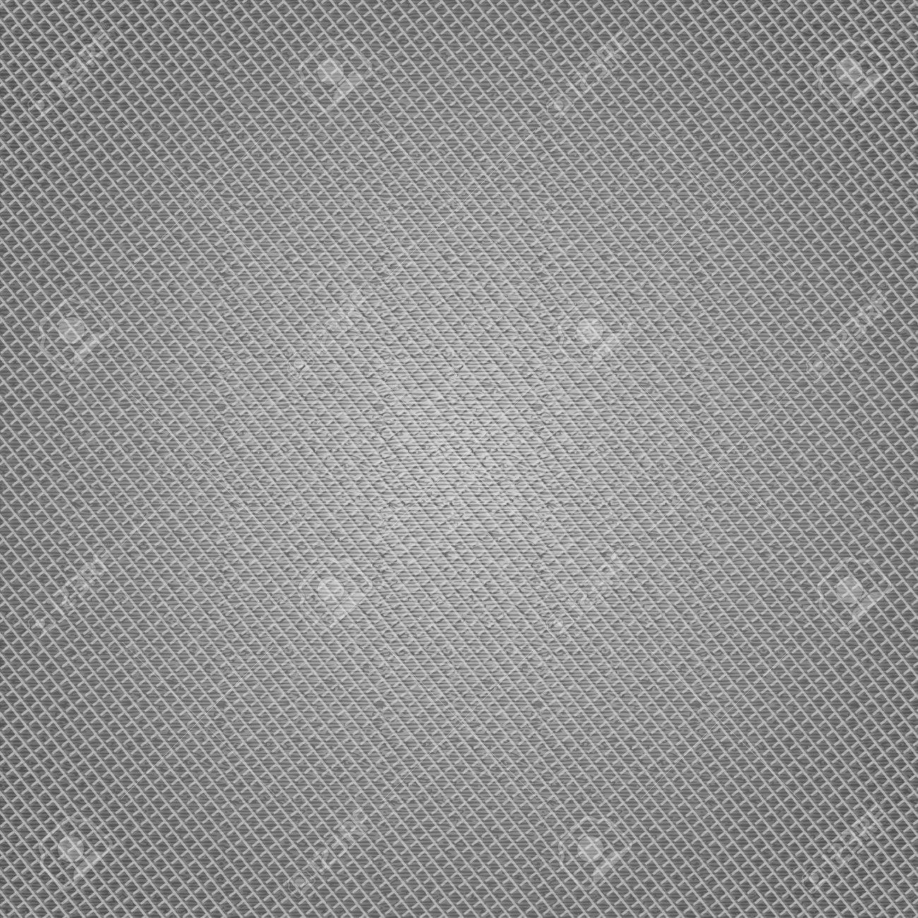 Abstract metallic grid gray background Stock Vector - 15363593