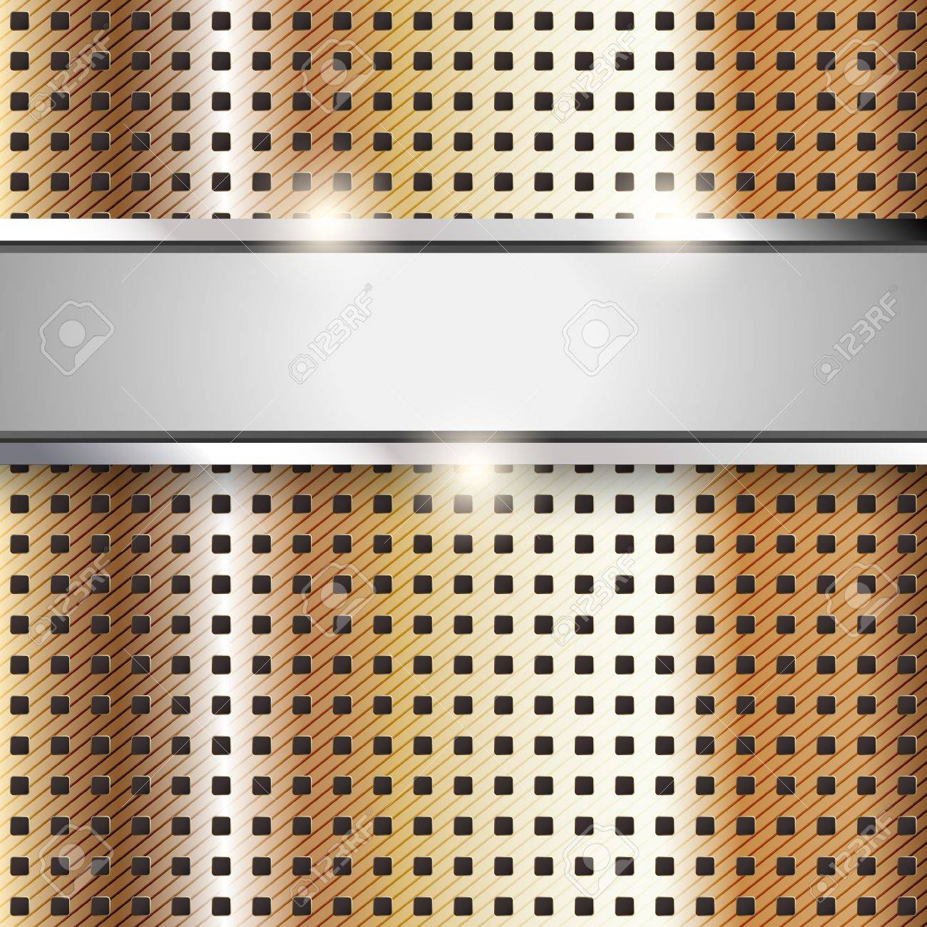 Metal surface, copper iron texture background Stock Vector - 15363590