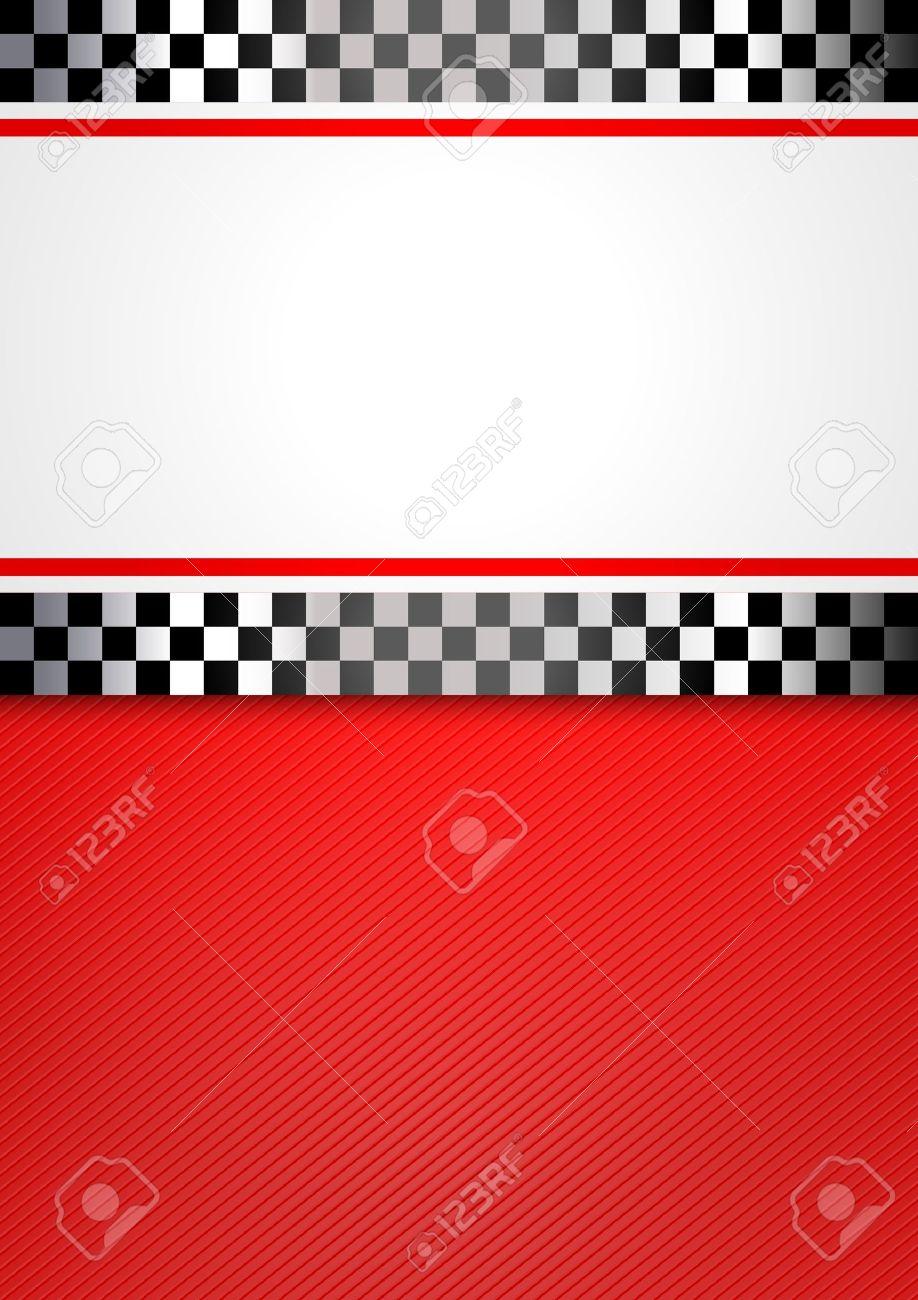 Race blank race background Stock Vector - 16111118