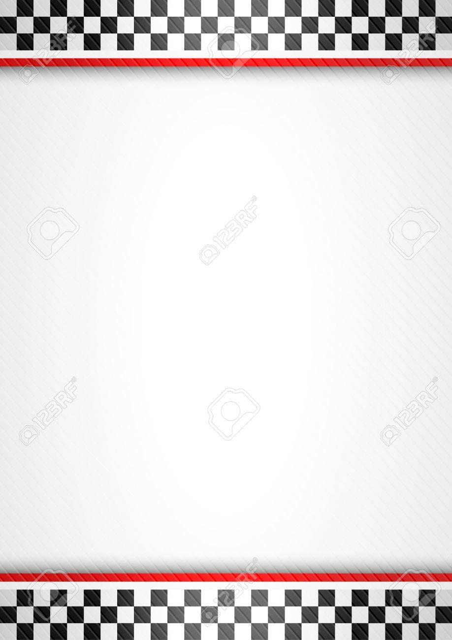 Racing background, vertical Stock Vector - 19221594