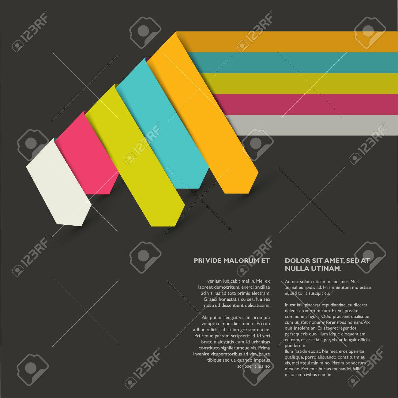 text page template brochure flyer annual report cover royalty text page template brochure flyer annual report cover stock vector 38203838