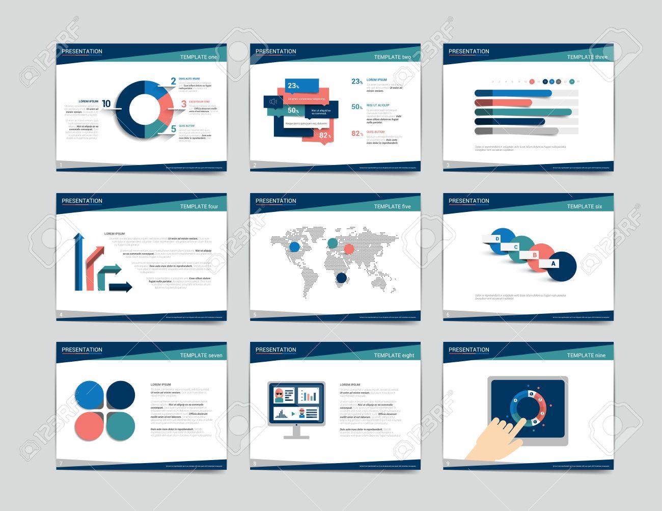 9 business presentation templates infographics for leaflet 9 business presentation templates infographics for leaflet poster slide magazine book flashek Gallery