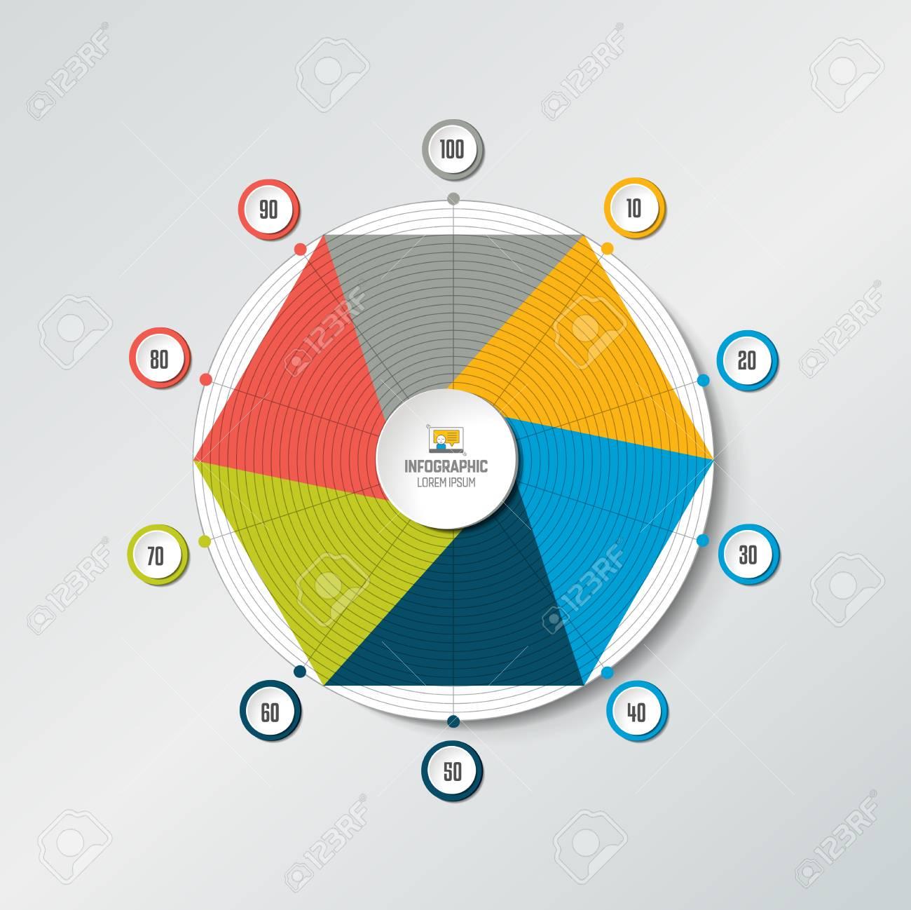 Circle radar spider net chart graph infographics element royalty circle radar spider net chart graph infographics element stock vector 84855320 ccuart Choice Image