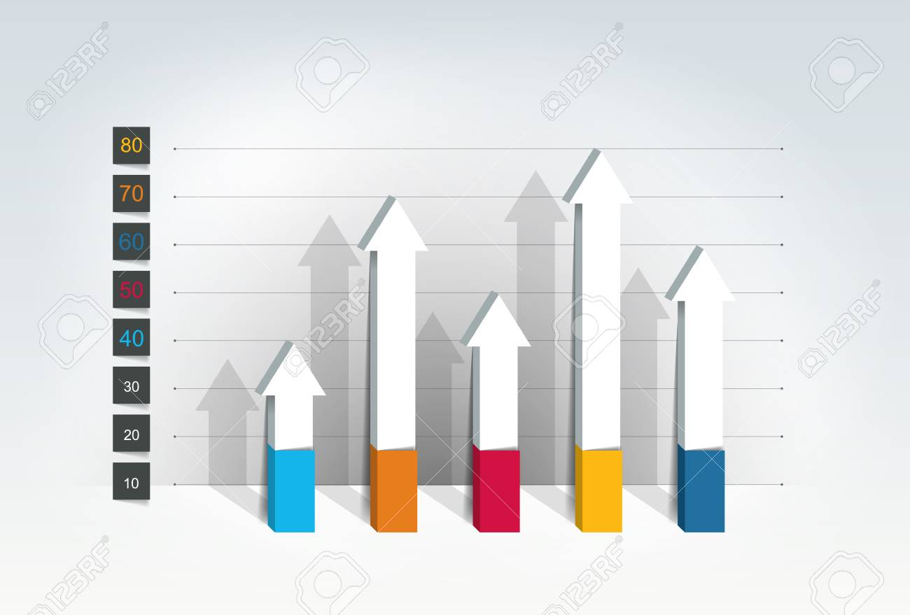 Bar Chart Template | Bar Chart Template Royalty Free Cliparts Vectors And Stock