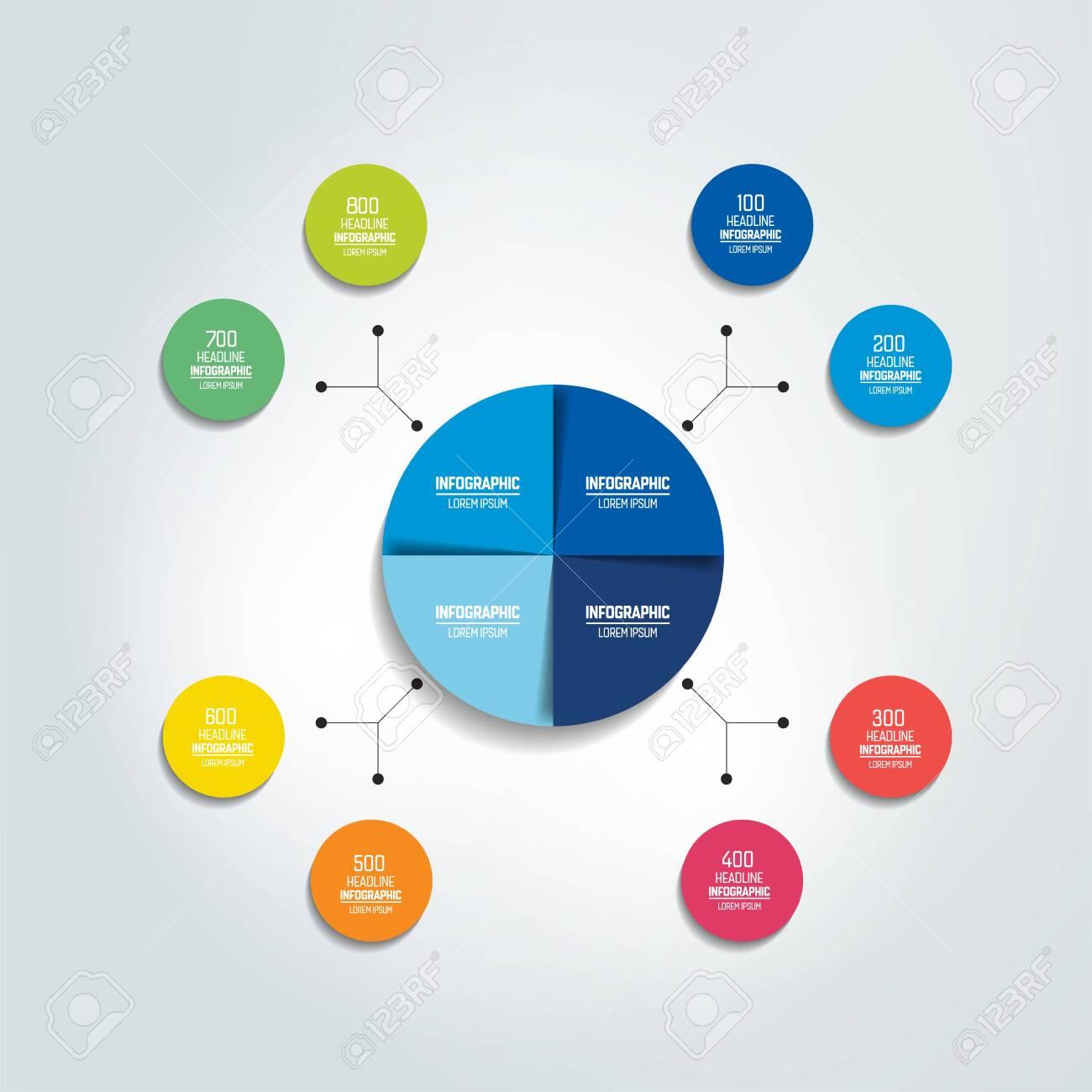 Flowchart diagram, scheme. Infographic element. - 142245576