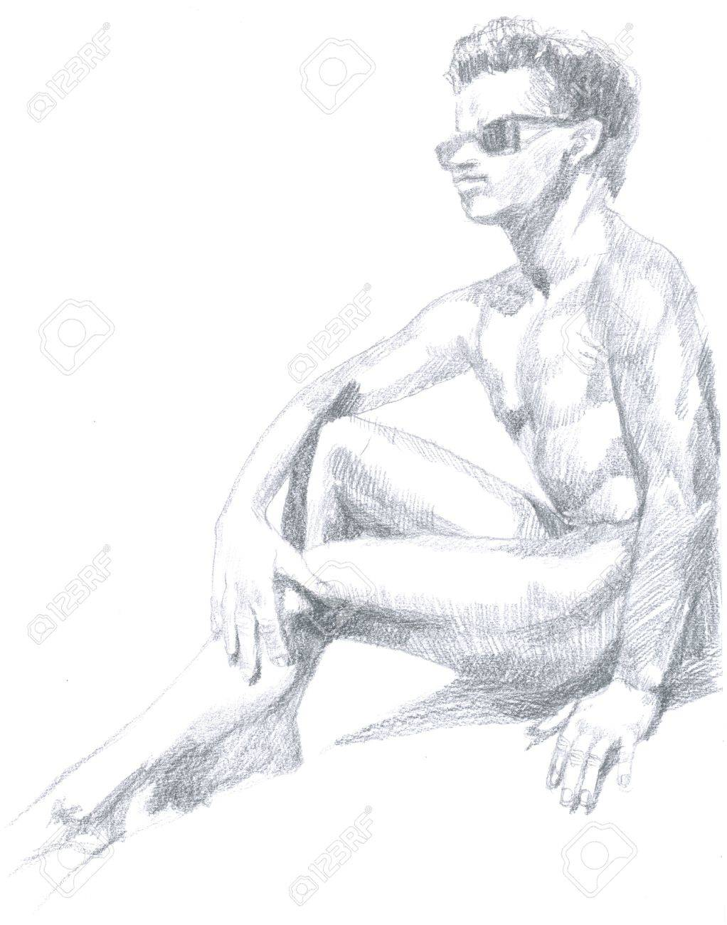 homemade-naked-guy-pencil-drawing-sex-girl