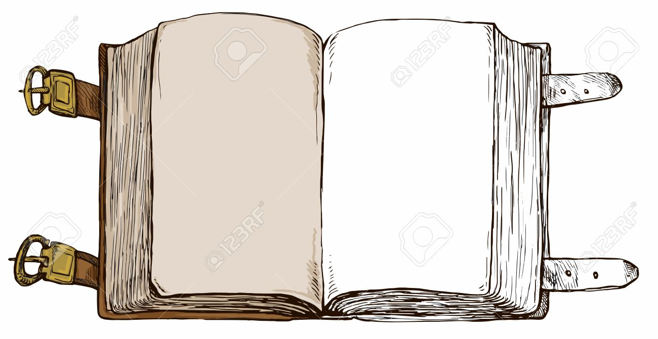 Open Books Coloring Pages Eliolera Com