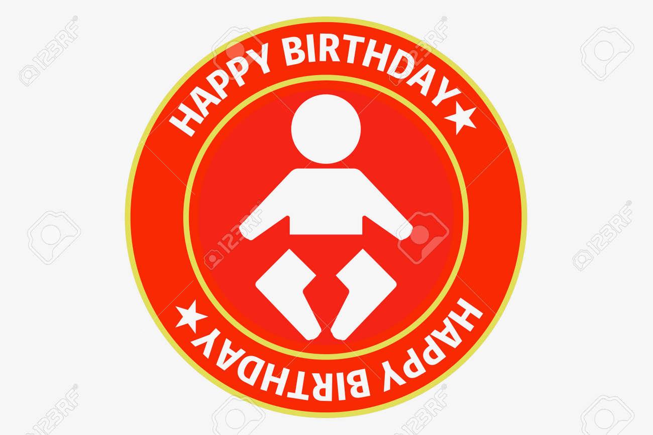 Birthday icon Happy Birthday icon  - 173430743