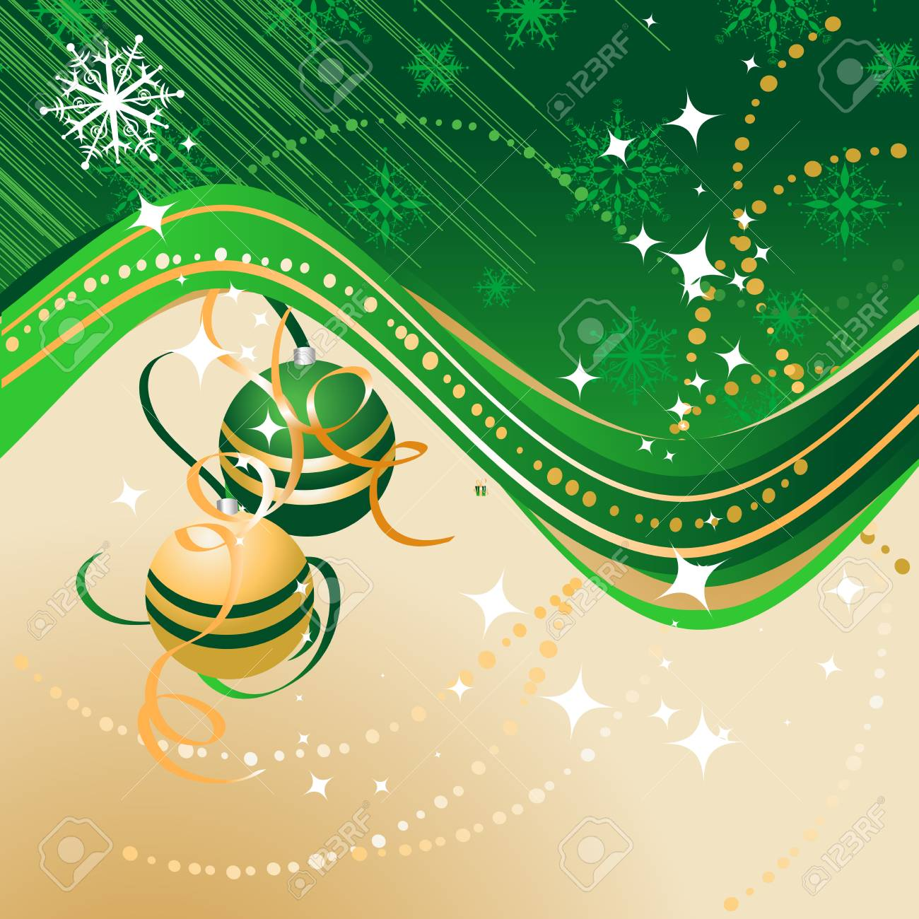 Christmas background for your design Stock Vector - 3967956