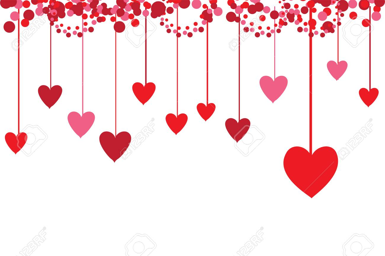 Valentine background for your design Stock Vector - 4277542