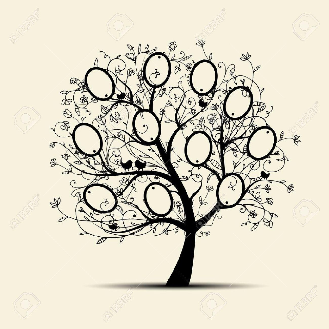 Family Tree Design Tradinghub Co. Supercool Ideas ...