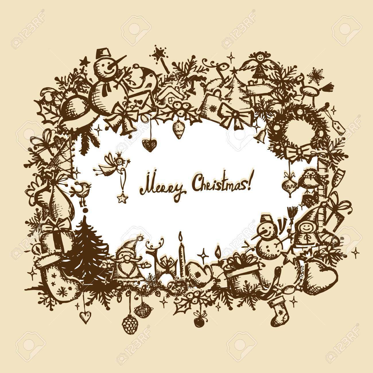 451 christmas wreaths stock vector illustration and royalty free