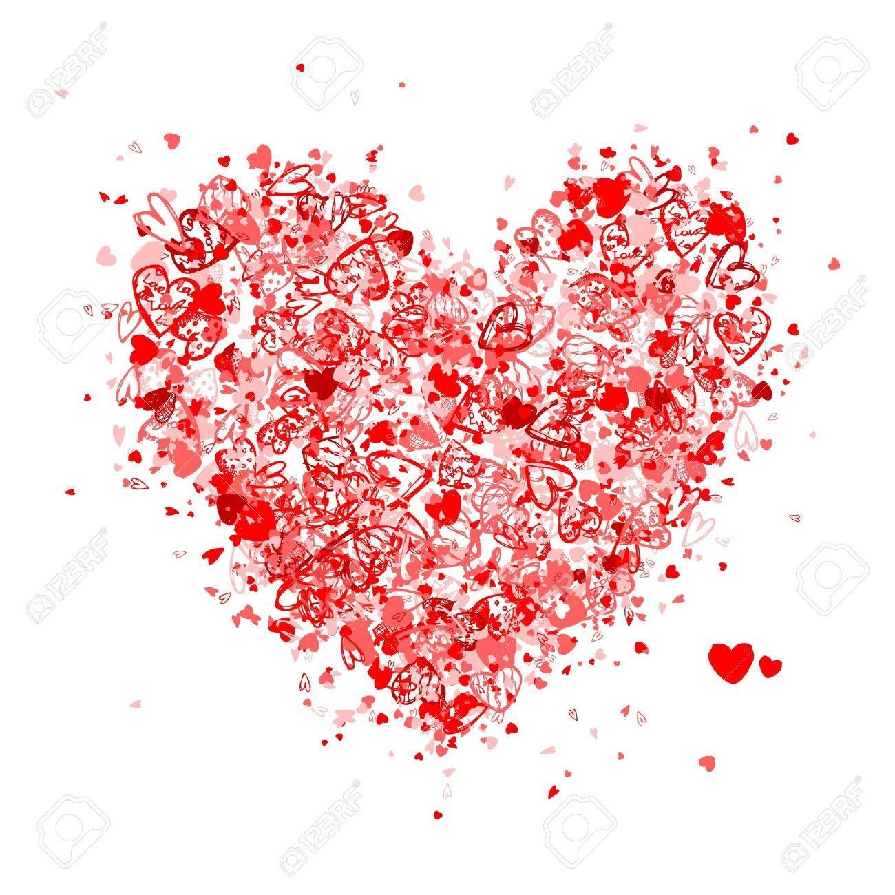 Risultati immagini per cuore san valentino