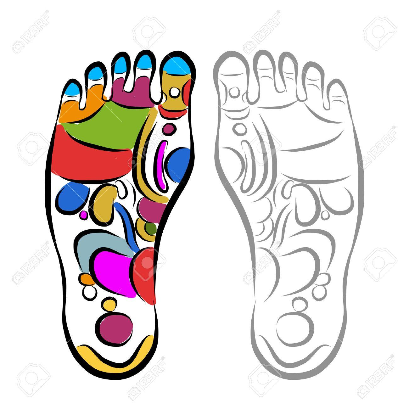 Großzügig Fußmassage Anatomie Fotos - Anatomie Ideen - finotti.info