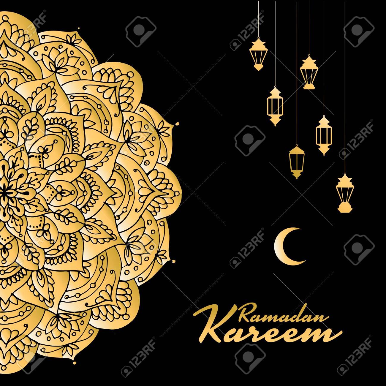 Traditional ramadan kareem month celebration greeting card design stockfoto traditional ramadan kareem month celebration greeting card design vector illustration m4hsunfo
