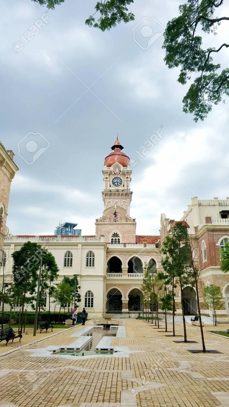 Dataran Merdeka or Merdeka Square is KL's best known landmark. - 138847077