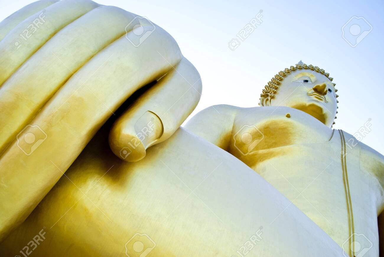 Big Buddha Statue Stock Photo - 9721896