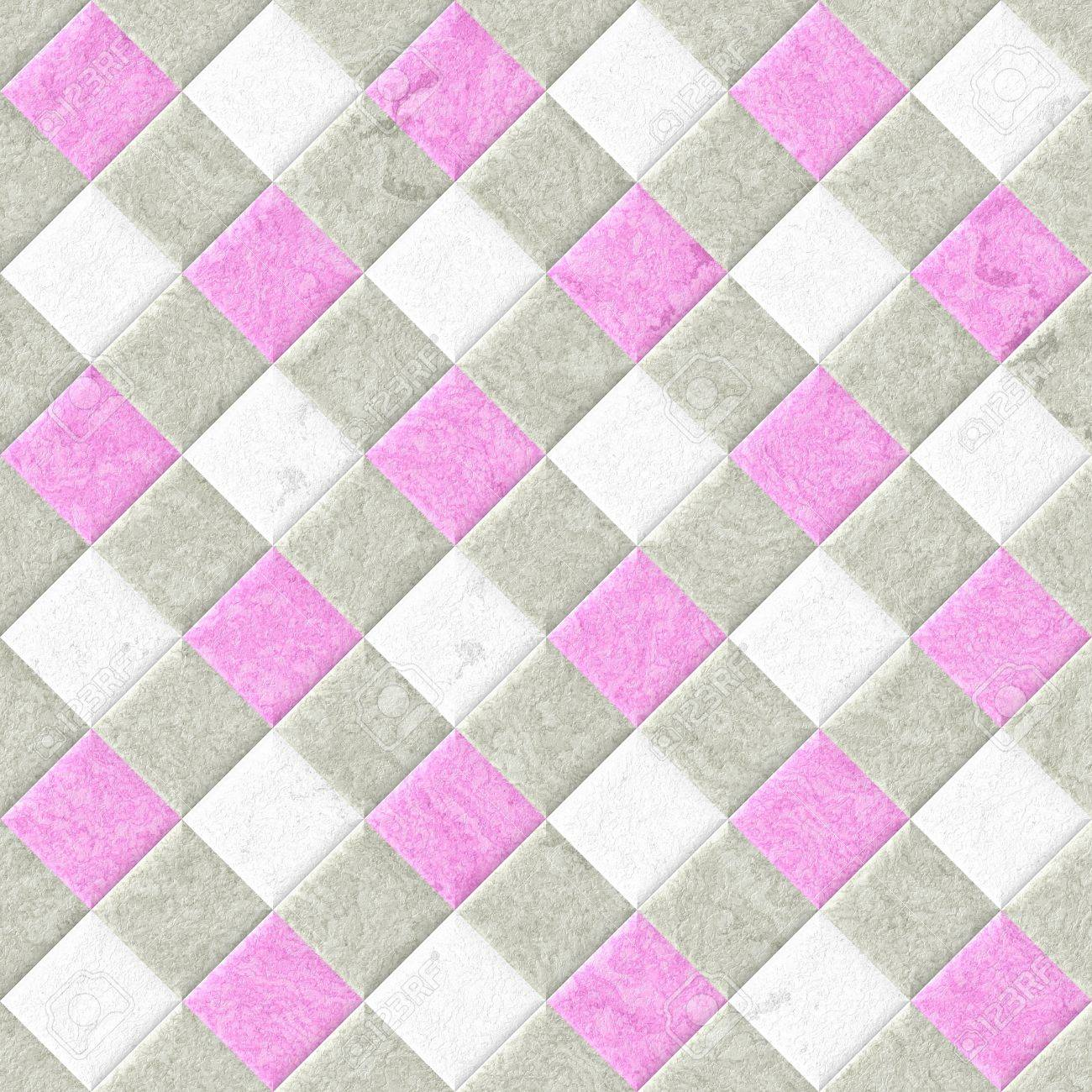Grey white paving with light pink floor tiles stock photo picture grey white paving with light pink floor tiles stock photo 46997694 dailygadgetfo Gallery