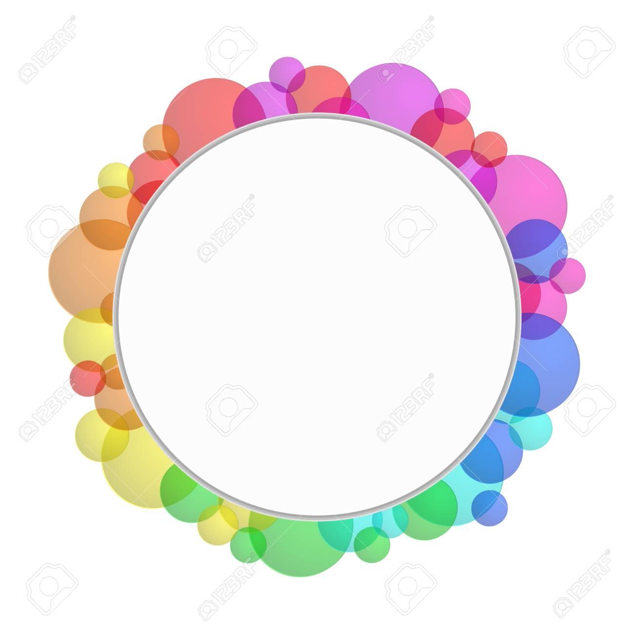 Circle form illustration with rainbow edge stock photo picture and circle form illustration with rainbow edge stock illustration 59647726 falaconquin