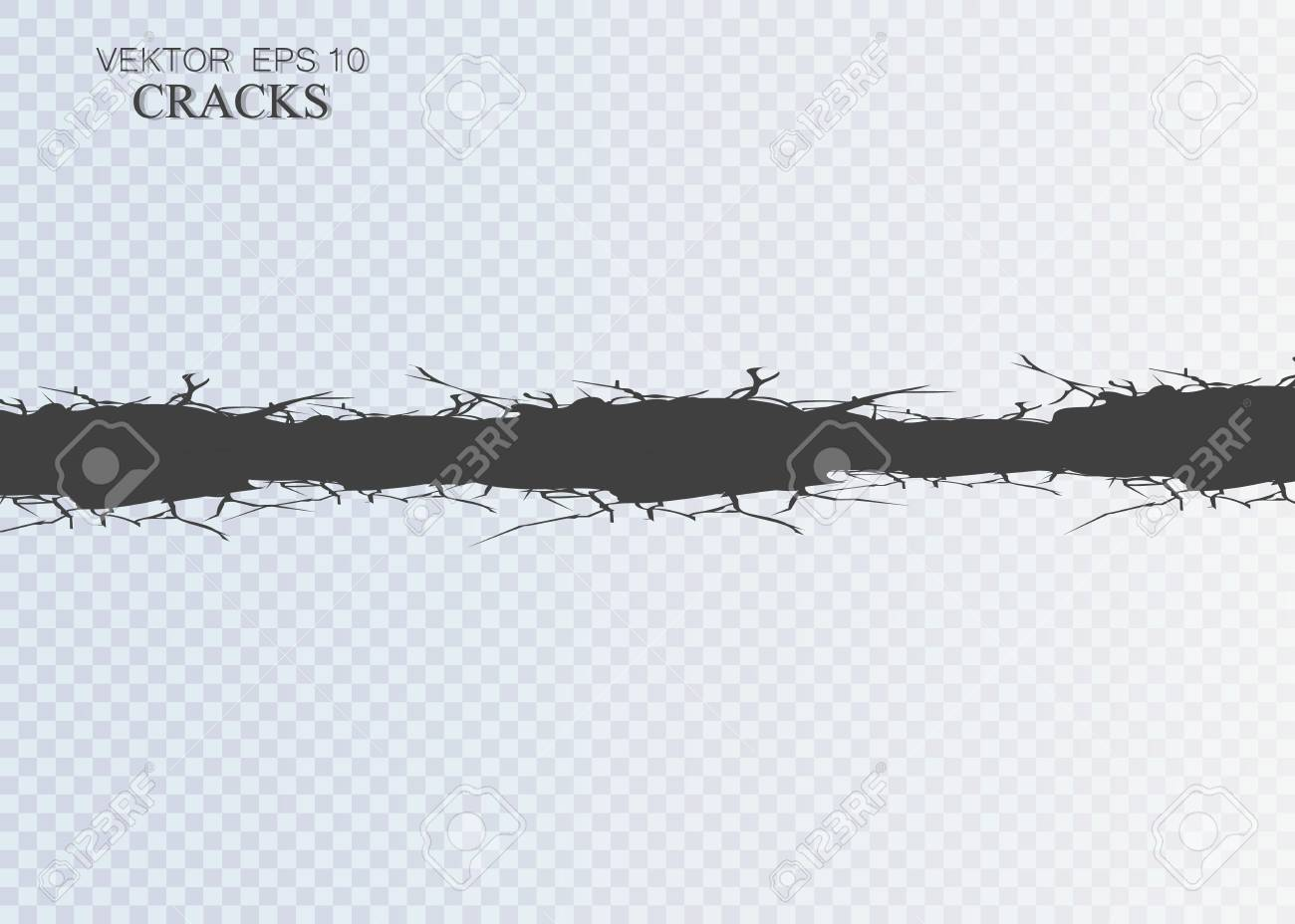 wire fence transparent. Set Of Vector Cracks Isolated On Transparent Background. Stock - 86998895 Wire Fence