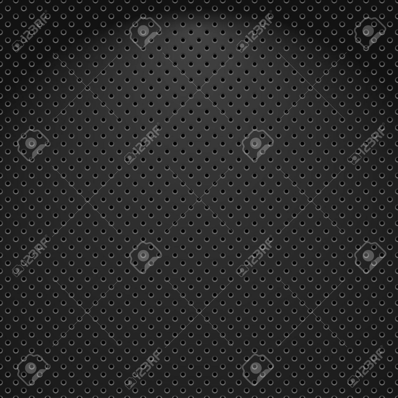 Metallic textured background, seamless pattern Stock Vector - 15325775