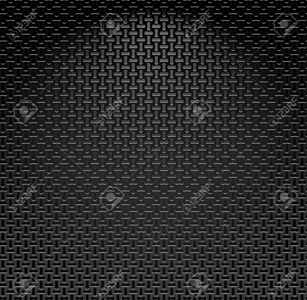 Metallic textured background - seamless pattern Stock Vector - 15480781
