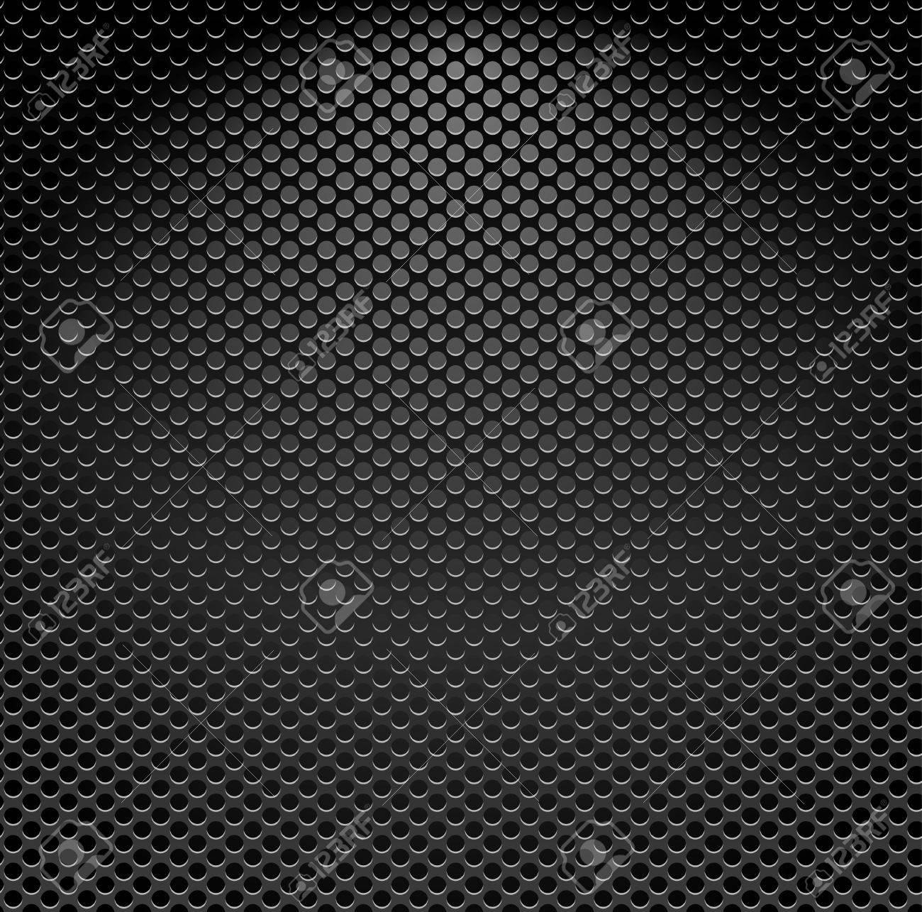 Metallic textured background - seamless pattern Stock Vector - 15991962