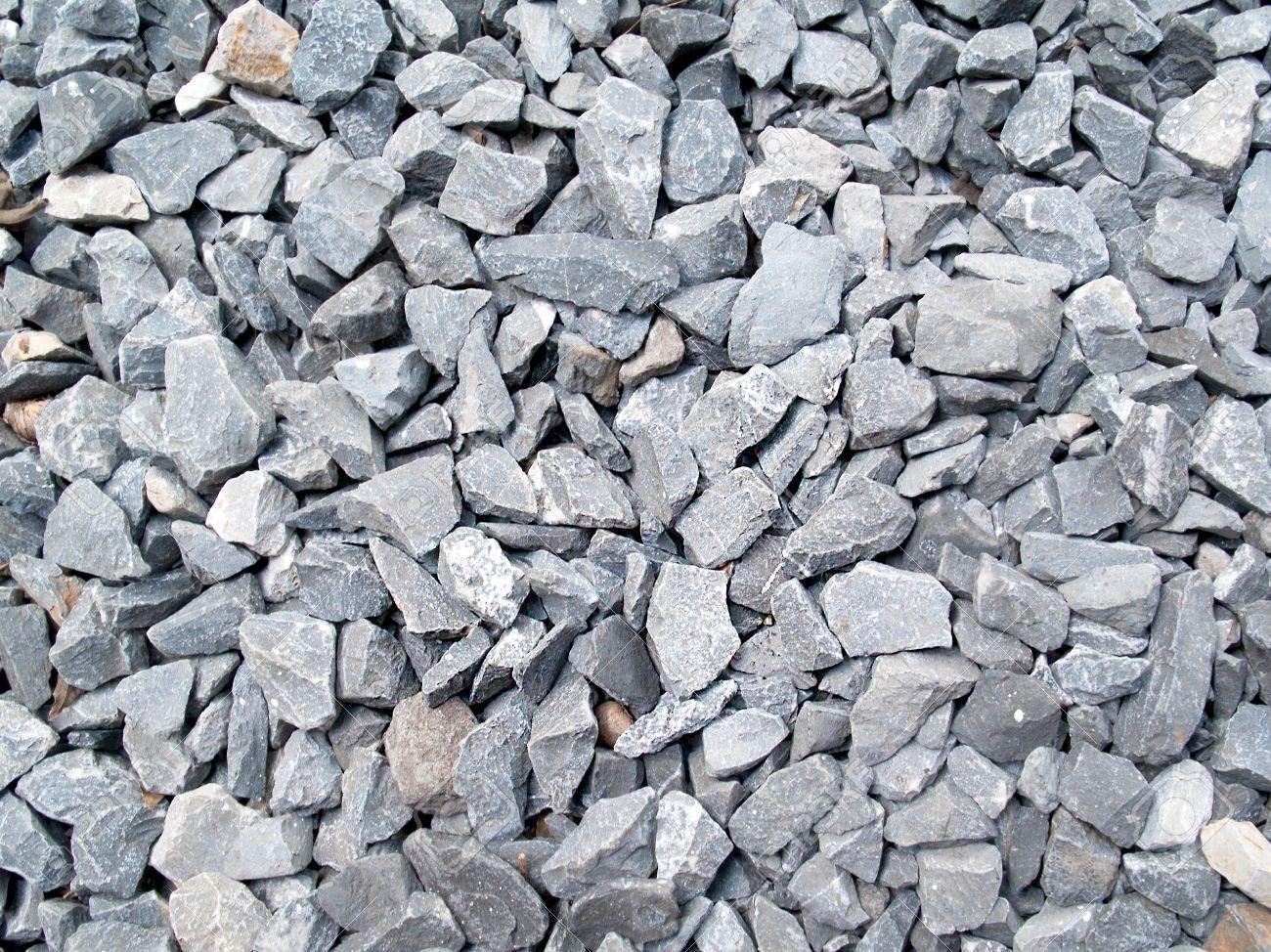 Gravel a sedimentary rock types stock photo 43927178