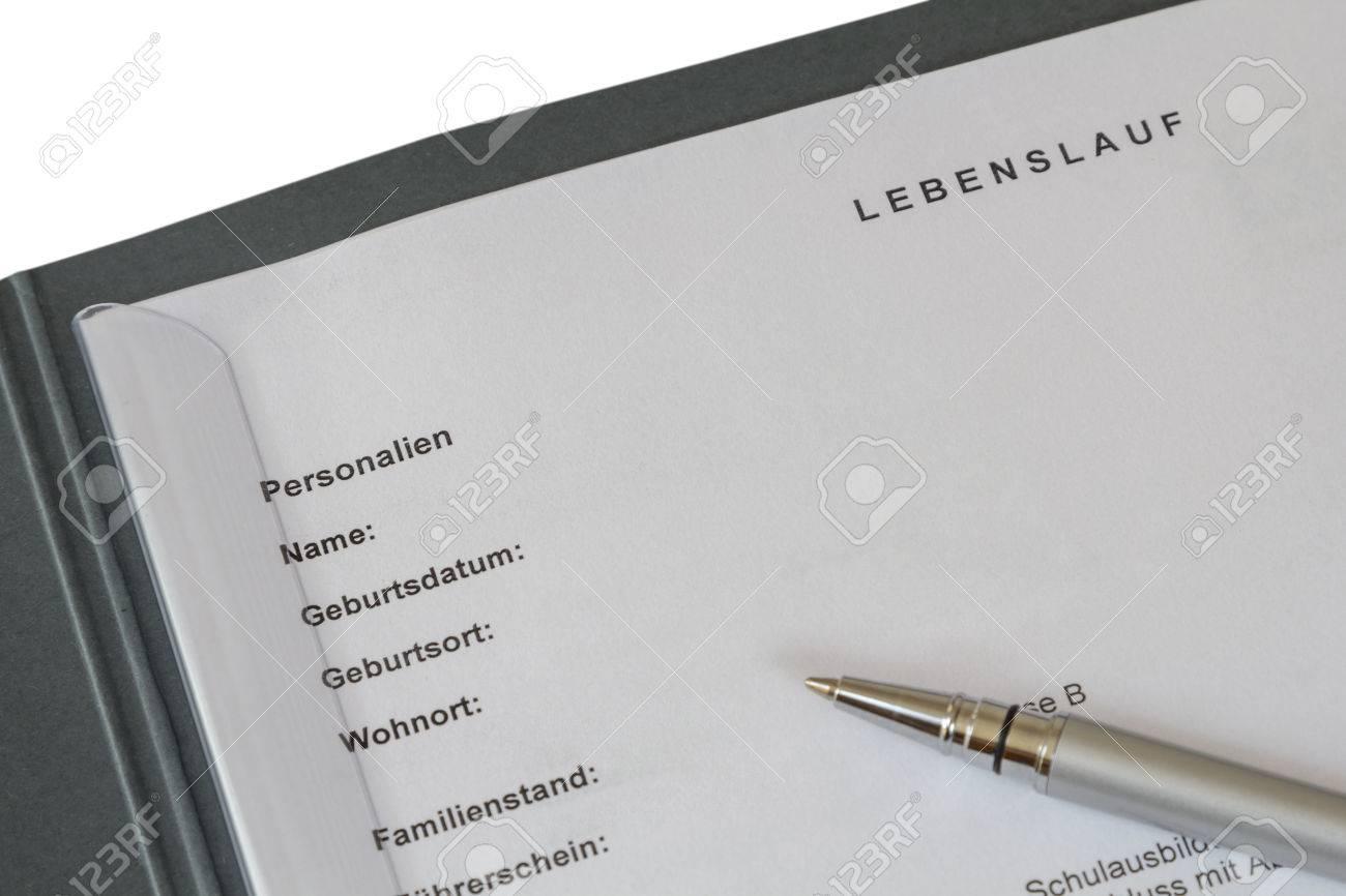 Groß Vitae Vs Lebenslauf Ideen - Entry Level Resume Vorlagen ...