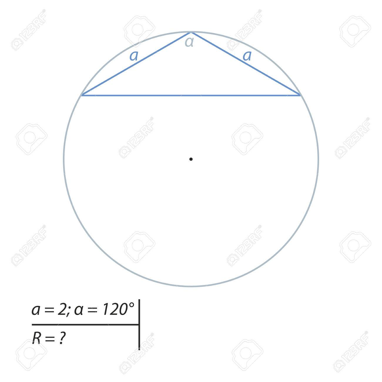 Radius kreis berechnen