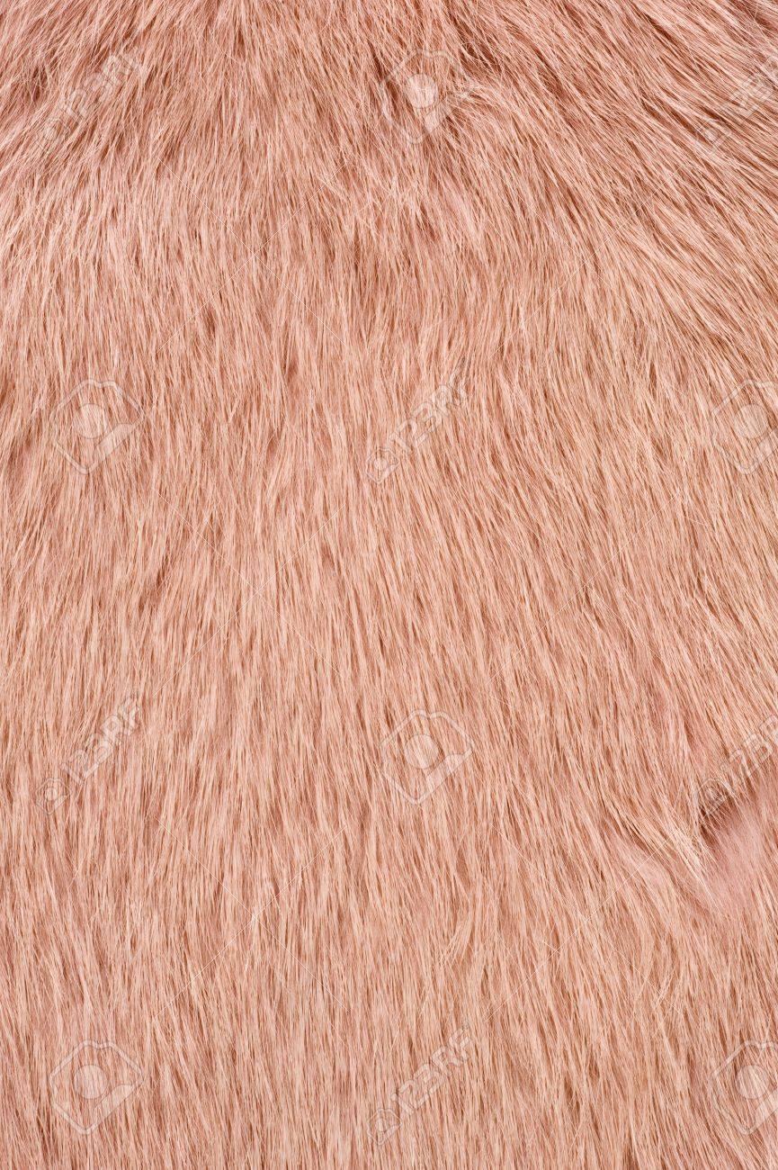 Immagini Stock Pelliccia Texture Rosa Close Up Sparare Di