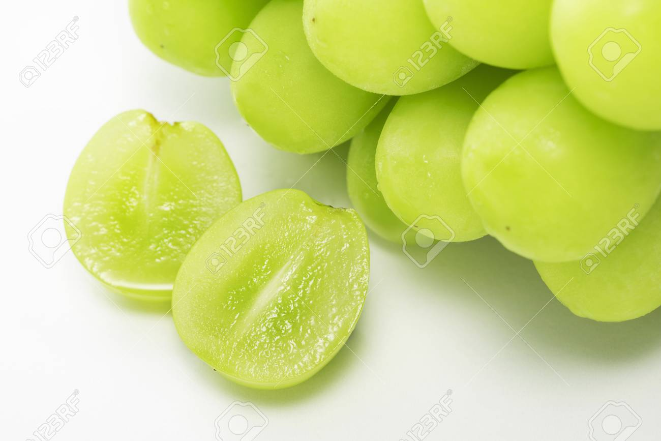 Shine Muscat, Seedless grape varieties - 93621801