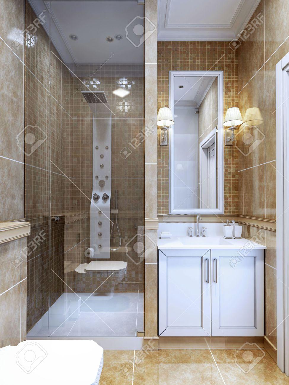 bagni mosaico moderni. piastrelle mosaico per bagni vovellcom ... - Bagni Moderni Mattonelle