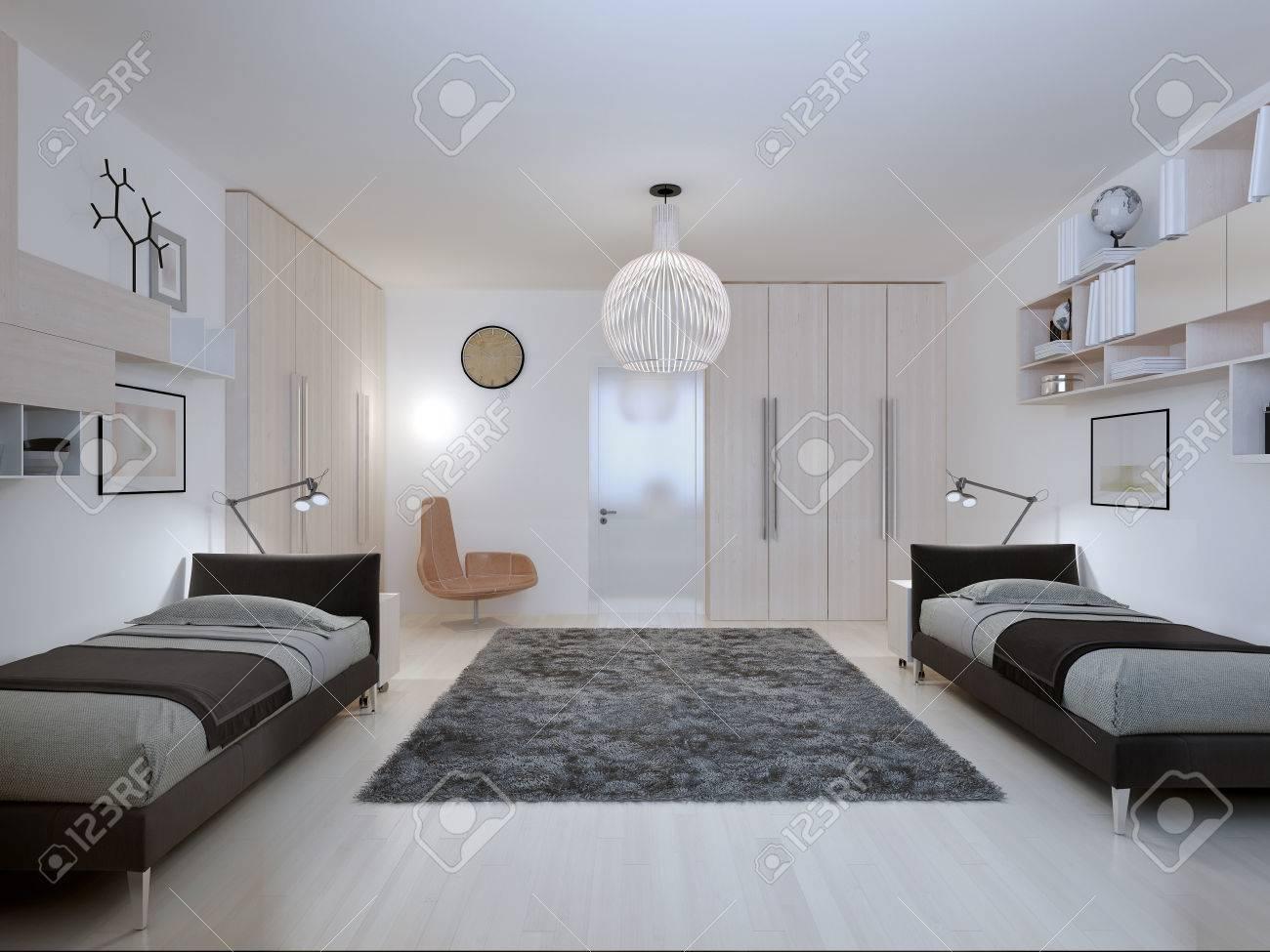 camere da letto contemporaneo. foto stile camere lecce e provincia ...