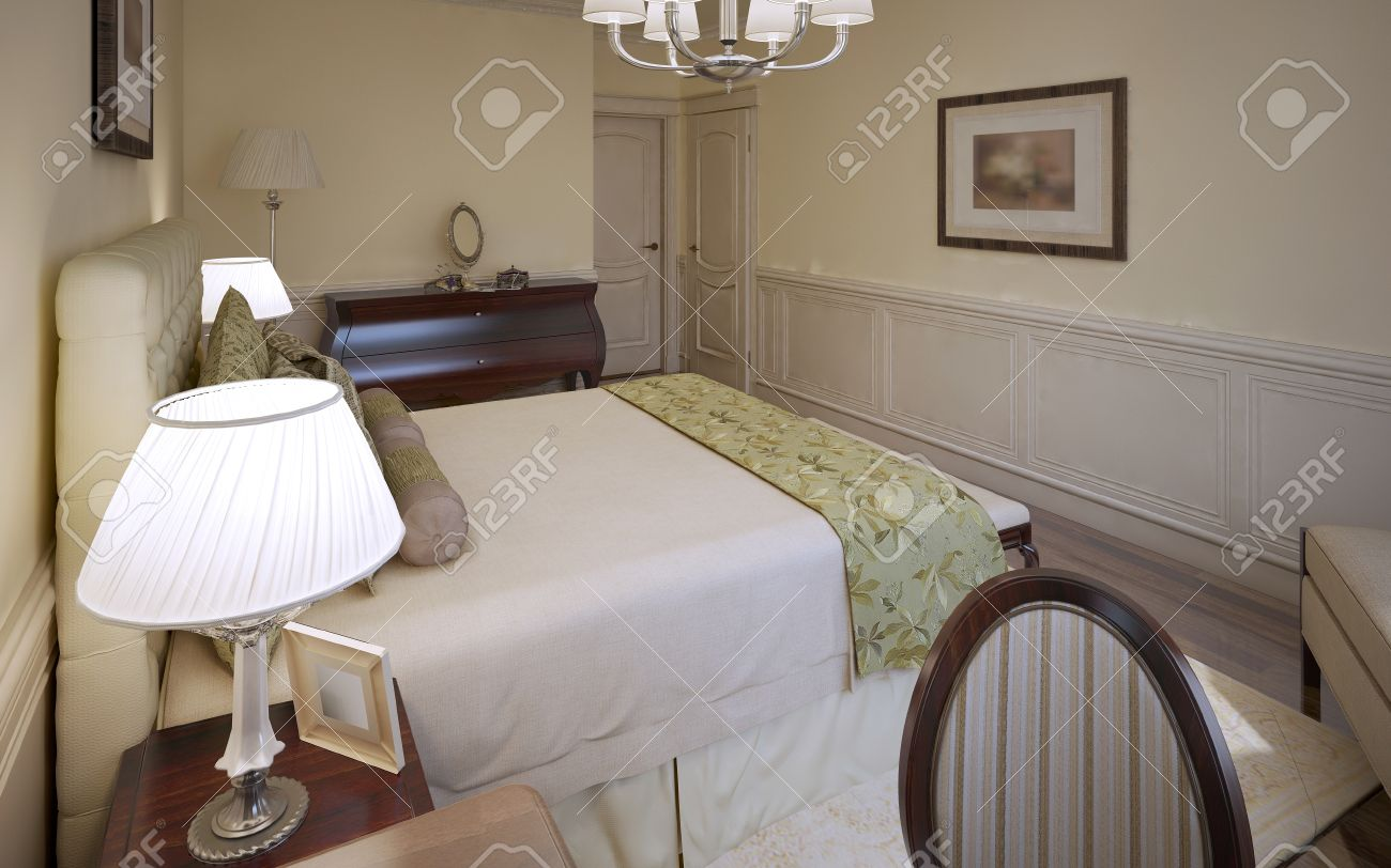 design tradizionale di inglese camera da letto. camera da letto di ... - Camera Da Letto In Inglese