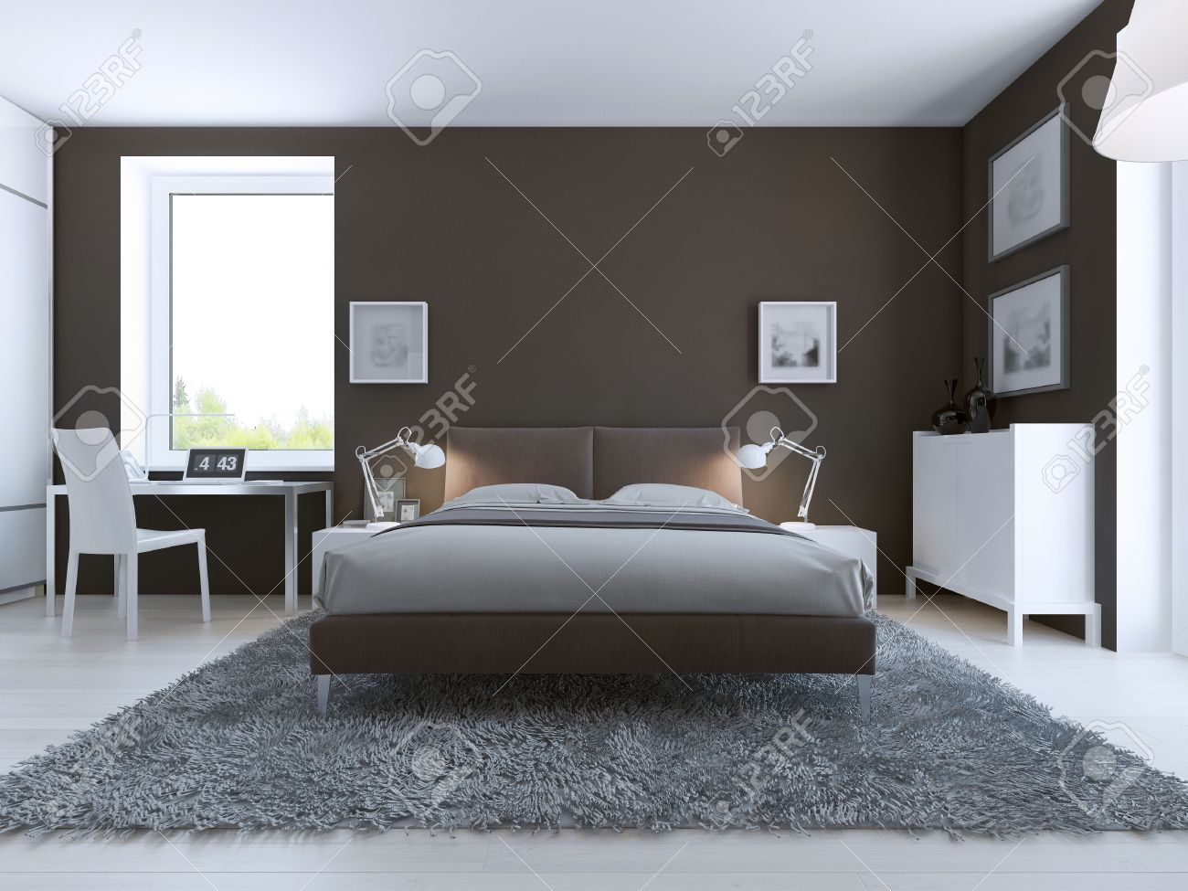 Muebles Blancos Dormitorio Beautiful Dormitorio Matrimonio En  # Muebles Blancos