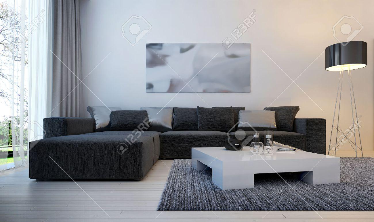 Moderne woonkamer royalty vrije foto's, plaatjes, beelden en stock ...