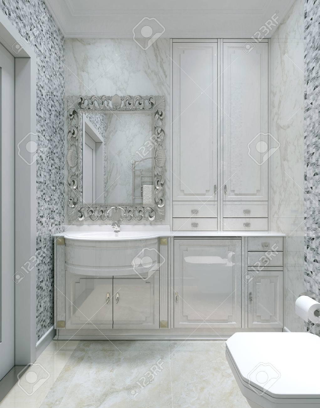 Antik Stil Badezimmer 3d Bilder Lizenzfreie Fotos Bilder Und Stock