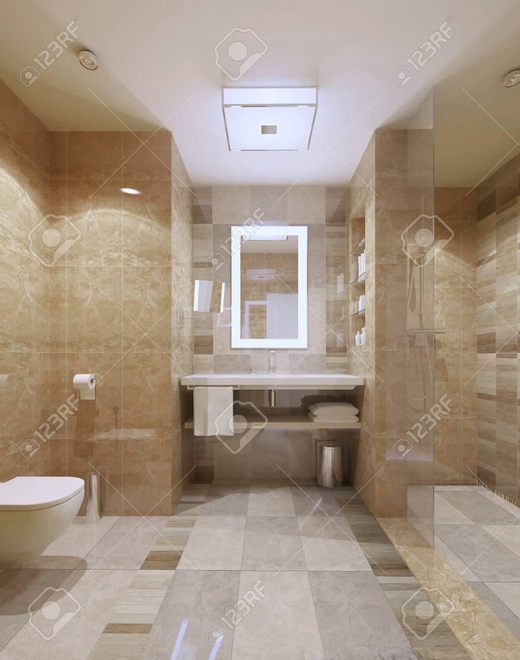 Bagno moderno marmo ~ mattsole.com