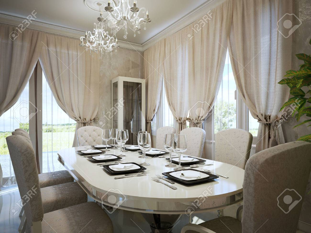 Stunning Table Salle A Manger Beige Images - House Design ...