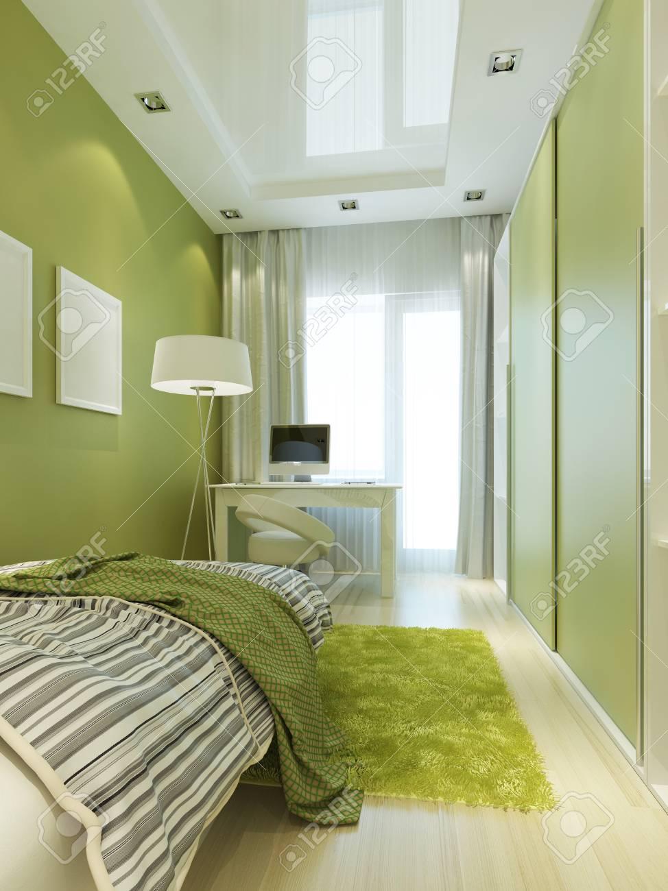 Einzigartig Bett Jugendzimmer Beste Wahl Mit Einem Und Einem Schreibtisch Mit Einem